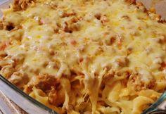 14 olcsó tésztaétel, amivel dugig eheted magad | NOSALTY Dessert Cake Recipes, Desserts, Hungarian Recipes, Hungarian Food, Ravioli, Pasta Recipes, Lasagna, Love Food, Macaroni And Cheese