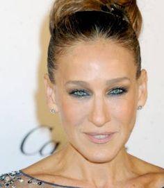 Sarah Jessica Parker, copiez son smoky eyes intense à New York