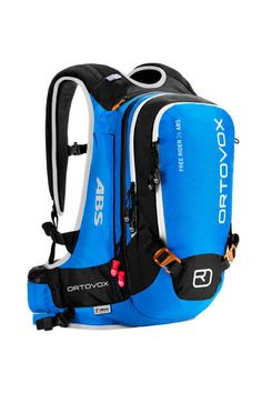 Stay protected and comfortable with this freeride-specific backpack The Ortovox Free Rider 22 AVABAG Avalanche Backpack provides the highest level of protection while still remaining lightweight and comfortable. Snowboarding Gear, Ski And Snowboard, Hiking Backpack, Backpack Bags, Leather Backpack For Men, O Bag, Best Bags, Designer Backpacks, Cool Backpacks