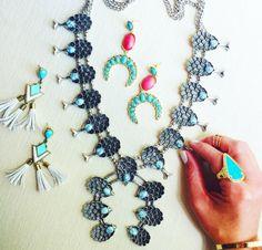 BaubleBar southwestern jewelry is so on trend