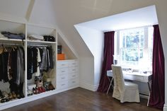 awesome built in wardrobe