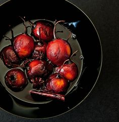 Spiced tamarillos recipe - By FOOD TO LOVE, When tamarillos are in season, try this quick and easy recipe which can be served with muesli and yoghurt for breakfast. Fruit And Veg, Fresh Fruit, Breakfast Recipes, Dessert Recipes, Desserts, Beetroot Relish, Bread Pudding With Apples, Spiced Wine, Muesli Bars