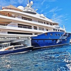 """Amazing Yacht ⚓️ Check out: @homedesign ✨  Photo by @CarolFeith #ThePrestigeLifestyle"" Photo taken by @theprestigelifestyle on Instagram, pinned via the InstaPin iOS App! http://www.instapinapp.com (06/12/2015)"