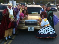goldlimo and jack and the beanstalk panto this christmas at grays theatre with natalie cassidy from eastenders