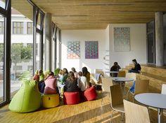 Základní škola v Dobřichovicích, Šafer a Hájek architekti © Filip Šlapal