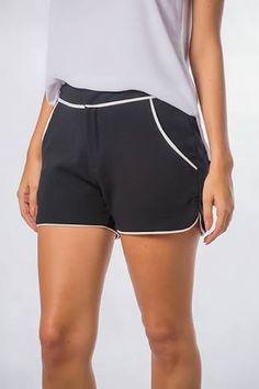 Resultado de imagem para shorts alfaiataria