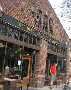 Old Soul Coffee Co. (Sacramento, CA) - Weatherstone Location.