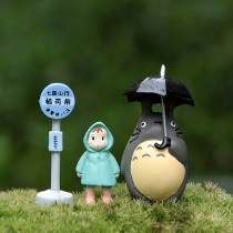 My Neighbor Totoro Set 3 Studio Ghibli Hayao Miyazaki