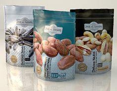 Nuts package desighn