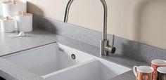 Carron Fiji sinks are a unique granite undermount sink