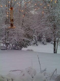 Winter WONDERLAND TIME!!