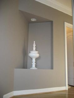 View Post Paint Color Is Sherwin Williams Modern Gray