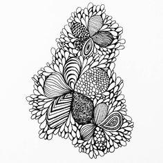 A zentangle for my daily drawing.  #dailydrawing #day65 #ink #inkdrawing #drawing #zentangle #zentangleart #zen http://ift.tt/2g8UoCV A zentangle for my daily drawing. dailydrawing day65 ink inkdrawing drawing tumblr zentangle