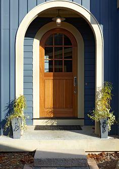 front door front door ideas front door  Different color......soft yellow maybe?