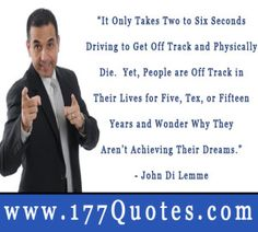John Di Lemme Daily Champion Success Quote of the Day – June 9, 2014 |