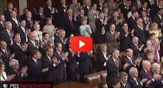 AMAZING!! Not A Single Member Of Congress Was Sitting After This Speech!