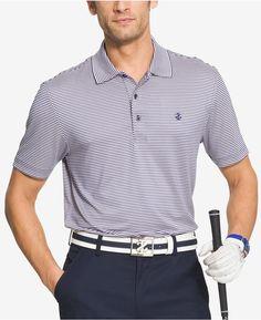 Izod Men's Performance Upf 15+ Golf Polo