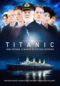 Watch This, Read That: The Titanic Edition | The Top Shelf