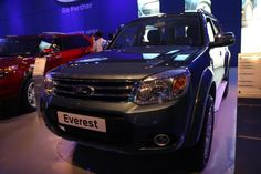 2013 Ford Everest at MIAS2013