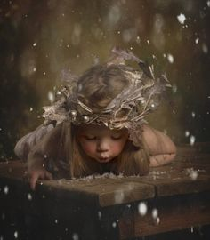 1x.com is the world's biggest curated photo gallery online. Each photo is selected by professional curators. Snow Fairy 2 by Lori Lynn
