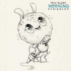 Morning Scribbles #325
