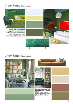 Trend Bible Home Interior Trends SS 2018 Home Pinterest