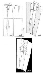 patrones-para-falda-de-vestir-con-pliegues