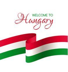 Hungarian flag heart-shaped ribbon Royalty Free Vector Image Free Vector Images, Vector Free, Hungarian Flag, Royalty, Ribbon, Heart, Royals, Tape, Band