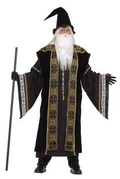 wizard costumes for adults | you are here home traditional costumes storybook costumes