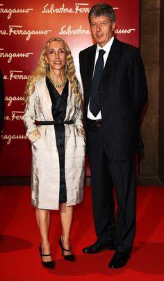 Franca Sozzani - Salvatore Ferragamo Evolving Legend - MFW Spring/Summer 2009