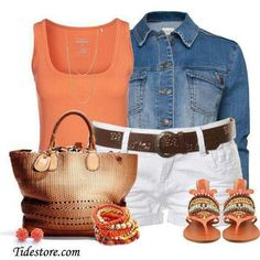 Spring & Summer Casual outfit
