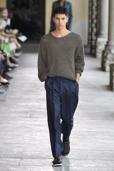 Pal Zileri Spring 2019 Menswear Fashion Show Collection: See the complete Pal Zileri Spring 2019 Menswear collection. Look 7