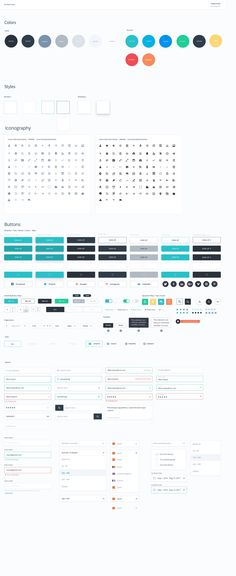 Setup a design system – Prototyping: From UX to Front End
