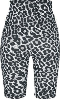 Ladies High Waist Cyckling Shorts - Urban Classics - Shortsit. High Waist, Urban, Shorts, Lady, Classic, Swimwear, Fashion, Derby, Bathing Suits
