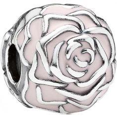 Charm Pandora 791292EN40 - Charm Fleur Argent Femme