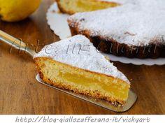 Crostata morbida di limoni ricetta facile, dolce da merenda, crostata ripiena di limone, crema al limone facile, polpa di limone, ricetta veloce, torta farcita