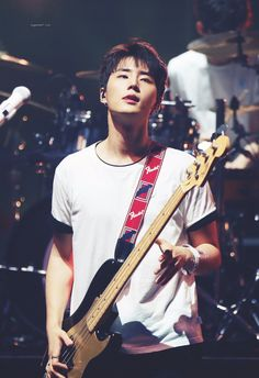 Youngk ©every moment K Pop, Rapper, Deadpool, Young K Day6, Jae Day6, Kim Wonpil, Bae, K Wallpaper, Pop Rock