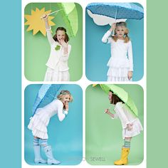 Cute for sisters or friends. Particularly those born in spring (birthday shoot!).