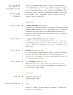 16 best clean resumes images resume design resume resume cv
