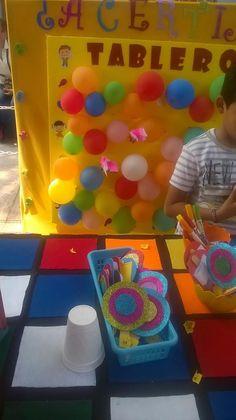 Feria de las Matemáticas  (19) Valentine Decorations, Activities For Kids, Classroom, Valentines, Teaching, Education, Professor, School Ideas, Party Ideas