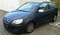Bild klicken! VW POLO 1.4 TDI Bluemotion 9N3