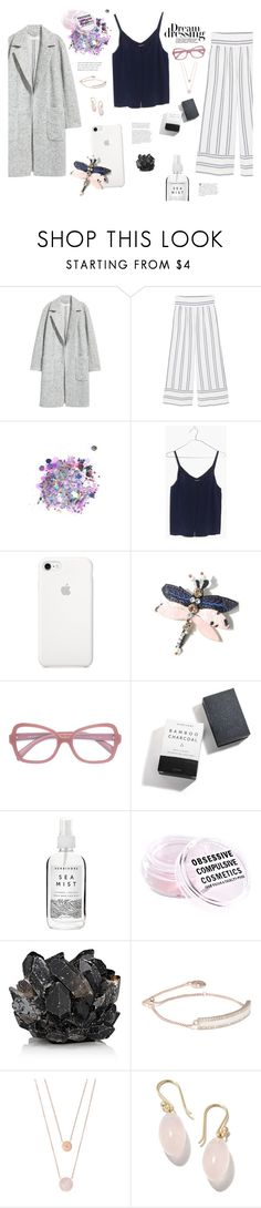 """""""katie"""" by surfcitybeauty ❤ liked on Polyvore featuring MANGO, The Gypsy Shrine, Madewell, Prada, Herbivore, Obsessive Compulsive Cosmetics, McCoy Design, Vince Camuto, Michael Kors and Ted Muehling"""