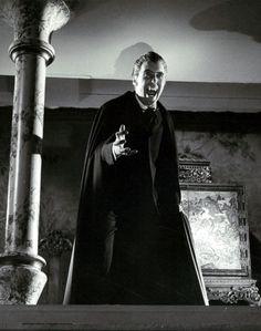 "Christopher Lee in ""Horror of Dracula"" Hammer Movie, Hammer Horror Films, Hammer Films, Dracula Film, Count Dracula, Gothic Horror, Horror Art, Horror Icons, Christoper Lee"