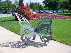 Image result for SCULPTURE IDEAS BUTTERFLY