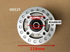 CG125 Motorcycle Disc Brake Front Wheel Retro Disc Brake Wheel Hub