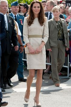 Kate Middleton in Malene Birger