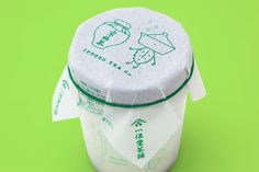 Ippodo Tea Company packaging by Bunpei Ginza Ltd.