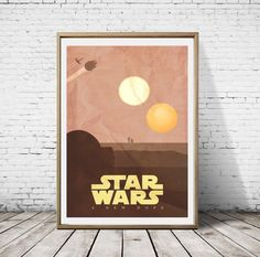 Star Wars A New Hope Episode 4 Alternative Minimalist by Perdashka