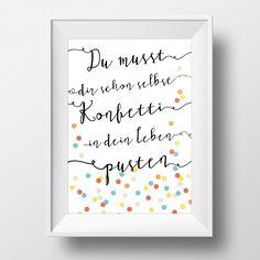 Kunstdrucke von Mr & Mrs Druck entstehen in mühevoller Kleinarbeit in unserem kleinem Studio und sind echte Unikate. Unsere Kunstdrucke sollen Dir nicht nur Freude machen, oder dir ein Lächeln ins Gesicht zaubern, nein sie unterstreichen auch Deine Individualität.  Der Bilderrahmen ist nicht im Kaufpreis enthalten!