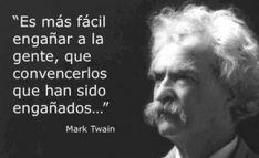 Frases celebres. Mark Twain.